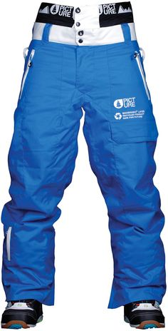 Cover Pants Blue by Picture...
