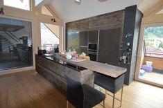 Moderne angefertigte Küche in Fichte-sonnenverbrannt Modern, Dining Table, Furniture, Home Decor, Homemade Home Decor, Diner Table, Dinning Table Set, Home Furnishings, Dining Room Table