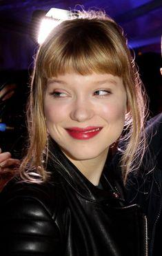Lea Seydoux Hosts Grey Goose Christmas Boutique Opening
