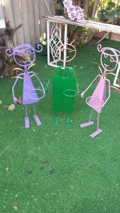 Peep ppl for the fairy garden