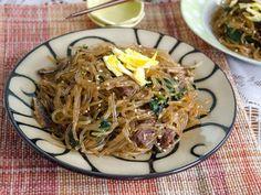 Japchae | Korean Food Gallery – Discover Korean Food Recipes and Inspiring Food Photos