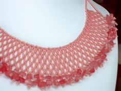 The Cherry Quartz Necklace $60.00
