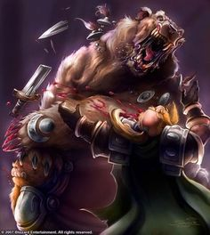 Misha - Hearthstone: Heroes of Warcraft Wiki
