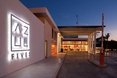 Azul Fives Hotel by Karisma  Looking forward to seeing this place very soon!! Looks scrumptious!