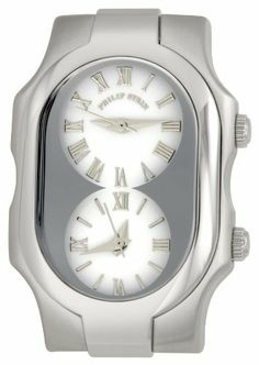 Philip Stein Women's 1-G-CW Signature Small Natural Frequency Technology Chip Watch Philip Stein. $450.97. Water-resistant to 30 M (99 feet). Mineral crystal. Teslar chip integrated watch. Quartz movement. Case dimensions:42 mm x 27 mm