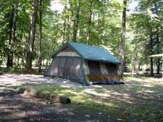 Chickasaw Hill Campground Enid Lake Mississippi Coe