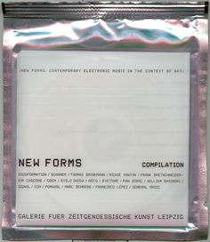 2000: Various / New Forms (CD in food packaging)