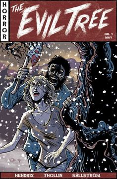 Check out The Evil Tree #1 on @comiXology - Scary and a good story line!