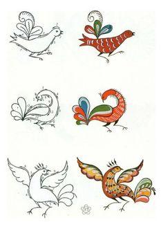 Книга по изобразительному искусству (ИЗО) по теме: Уфтюжская роспись   Социальная сеть работников образования