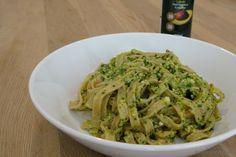 EGOSHE.dk - En madblog med South Beach opskrifter og andet godt...: Korianderpesto med avocado olie