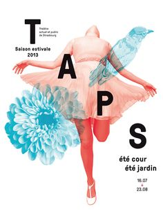 TAPS Summer Season 2013 You are in the right place about Graphic Design invitation Here we offer you the most beautiful pictures about the simple Graphic Design you are looking for. When you examine t Graphisches Design, Book Design, Layout Design, Print Design, Web Layout, Flyer Design, Graphic Design Invitation, Graphic Design Posters, Typography Design