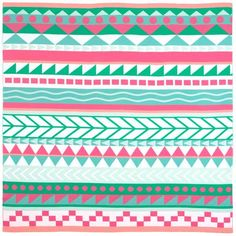 Dakota kids blanket - Pistachio