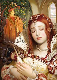 Sleeping Beauty: #Sleeping #Beauty, by Tatyana Doronina.