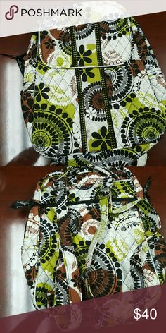 Vera Bradley Backpack Vera Bradley Small Backpack used 1x!! Excellent condition. Looks new! Vera Bradley Bags Shoulder Bags