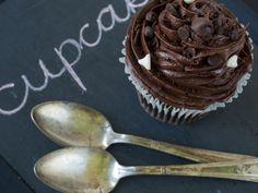 Cupcakes vegani al cioccolato