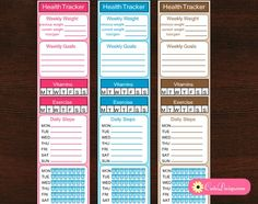 Yesterday someone in my group shared the idea of tracker stickers in weekly sidebar and many ladies liked the idea so I thought I should make some Free Printable Tracker Side Bar…Mehr To Do Planner, Free Planner, Erin Condren Life Planner, Planner Pages, Happy Planner, Planner Ideas, Planner Diy, Planner Supplies, Monthly Planner