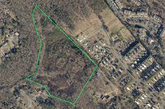 9230 Goldenrod Lane 17.75 acres off Idlewild Road in Charlotte, NC