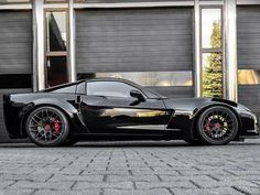 Corvette C6 Z06 by Carlex Design  I keep going back to this beauty