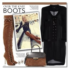 """""""Over-The-Knee Boots"""" by jgee67 ❤ liked on Polyvore featuring Atos Lombardini, Emilio Pucci, Alexander Wang, Boots, polyvoreblogger, polyvoreeditorial and OverTheKneeBoots"""