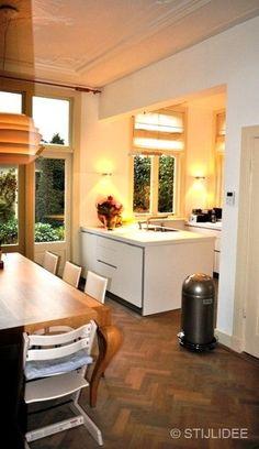 Binnenkijken in een modern klassiek herenhuis in Zeist na STIJLIDEE Interieuradvies en Styling