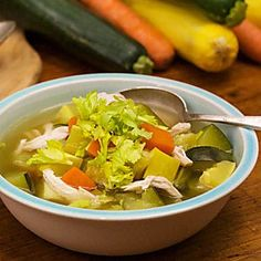 Rachel Beller's  Chicken soup
