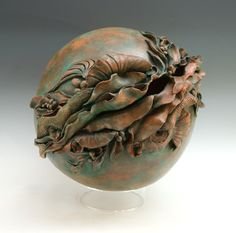 Sculpture-Expressionist-Sheila  Richards: Lilith's Dream (view 2)