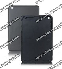 Aluminum Back Cover Housing Replacement for iPad Mini Wi-Fi (OEM) - Black CODE : Mini-0010PWF  (In stock) Condition : New and OEM Compatible Model: iPad Mini Market Price: USD$60 New Price : USD$43