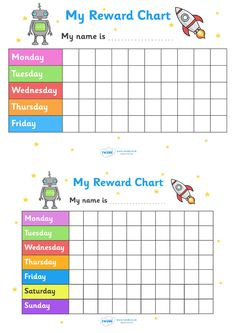 Twinkl Resources >> My Reward Chart Space Themed  >> Thousands of printable primary teaching resources for EYFS, KS1, KS2 and beyond! my reward chart, space themed, space, chart, reward, well done, certificate, award, general, rocket, astronaut, sticker, stamp, treat, good behaviour,