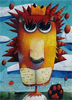 Steven Van Hasten's Portfolio - International editorial and children's book illustrator. Bizarre Animals, Portfolio Images, Weird Creatures, Animal Drawings, Tigger, Childrens Books, Illustrators, Fantasy Art, Illustration Art