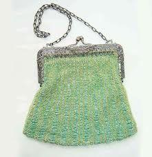 antique beaded purses