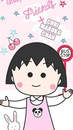 Chibi Wallpaper, Kawaii Wallpaper, Wallpaper Iphone Cute, Cute Wallpapers, Crayon Shin Chan, Background Powerpoint, Bts Drawings, Little Twin Stars, Doraemon
