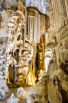 Cango Caves in South Africa