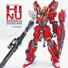 RX-93-v2 [SZS]: Hi Nu Sazanju Stein Gundam サブ画像3