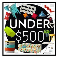 """Under 500"" by marionmeyer on Polyvore featuring interior, interiors, interior design, Zuhause, home decor, interior decorating, WALL, Klippan, livingroom und under500"