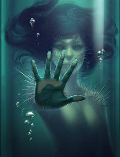 'Mutantgirl' © by Will Murai