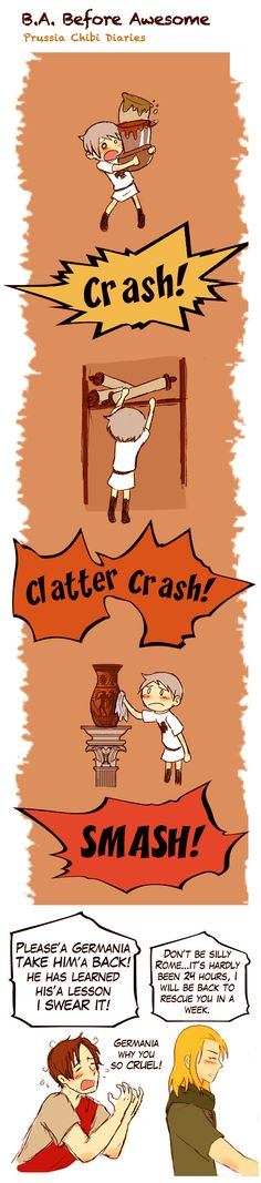 Chibi Prussia Diaries -019- by Arkham-Insanity on deviantART