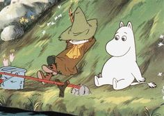 Los Moomins nos enseñaron que el secreto de la libertad es la independencia. | 20 Razones por las que Once Niños fue la mejor parte de tu infancia