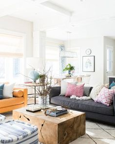 Incredible Living Rooms to Inspire Your Home Makeover [Part 2]