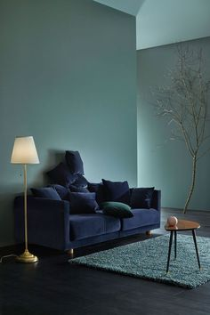 The 2019 IKEA Catalog Is HereThese Are Our Favorite Products That sofa ? obsessed with texture of velvet (and suede)