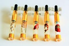 BUNGBOXオリジナル 輪島蒔絵コンバーター Fountain Pen, Art Supplies, Pencil, Dip Pen, Fountain Pens