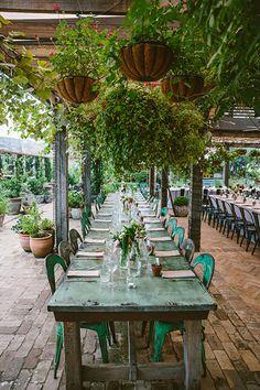 The Grounds of Alexandria, Sydney wedding reception venue. Outdoor Restaurant Patio, Deco Restaurant, Restaurant Concept, Restaurant Design, Outdoor Cafe, Garden Bar, Garden Shop, The Grounds Of Alexandria, Alexandria Sydney