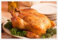 Buttermilk-Honey Brined Turkey: This buttermilk based brine produces a juicy, flavorful bird and can be used on fresh or frozen (defrosted) turkeys.