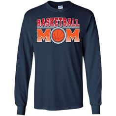 Basketball Mom Mother Sports Basketball Player Games T-Shirt