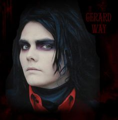Read story Vampires will never hurt you, but I might. Becker) with 227 reads. gerard, way. *Sorry for any bad spelling or grammar b. My Chemical Romance, Gerad Way, Mcr Memes, Dark Look, Gothic Makeup, Emo Scene, Emo Bands, Fall Out Boy, My Idol