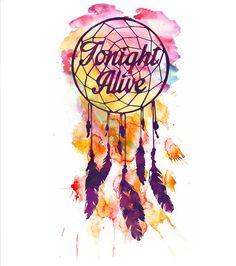 Tonight Alive - Dream catcher Women's Tank Top ($17.00)