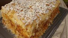 Το μιλφέιγ του Ακή πετρετζίκη είναι το καλύτερο που έχουμε γευτεί Banana Bread, Deserts, Sweet Home, Sweets, Ethnic Recipes, Food, Jars, Recipies, House Beautiful