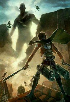 Eren vs. Titan