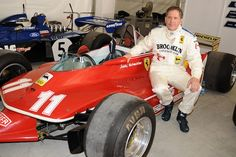 Jody Scheckter is a former racing driver and the first and still the only racer born in Africa who managed to win the Formula 1 Drivers' championship title Ferrari F1, Le Mans, Grand Prix, Jody Scheckter, Jochen Rindt, Gilles Villeneuve, Sport One, Mc Laren, F1 Drivers