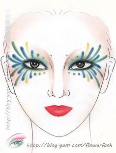 紙妝設計/水 (進階中級課程)