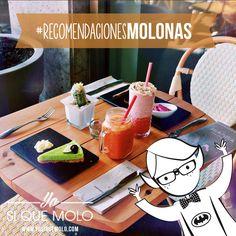 ¿No sabes dónde desayunar, comer, merendar o incluso cenar en la Capital? Apunta el #Wanda para tu próxima visita a #Madrid. ¡Te vas a enganchar! #recomendacionesmolonas #guiamolona #frikimolon #foodies